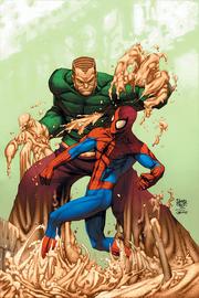 Sandman vs Spider-Man