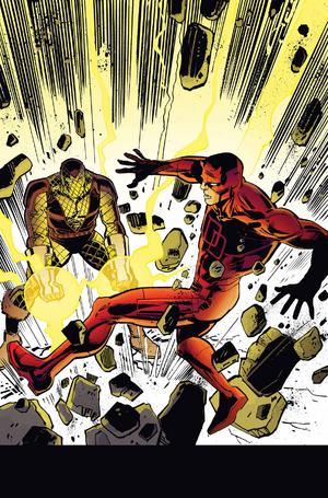 Daredevil Dark Nights Vol. 1 -4