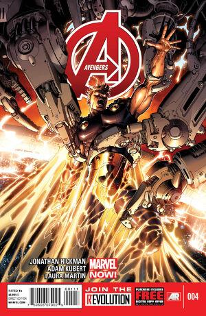 Avengers Vol. 5 -4