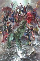 Marvel Legacy Vol. 1 -1 Ross Variant Textless