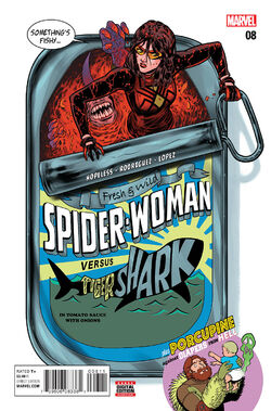 Spider-Woman Vol. 6 -8
