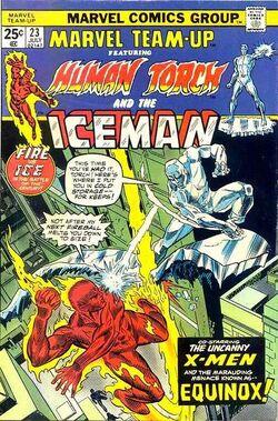 Marvel Team Up Vol 1 23