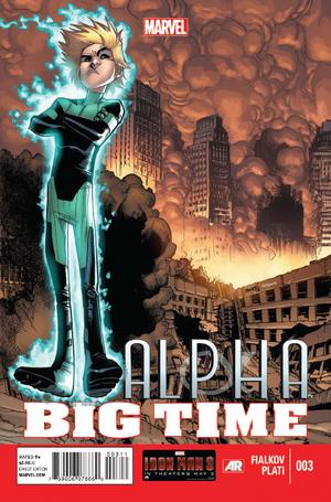 Alpha Big Time Vol. 1 -3