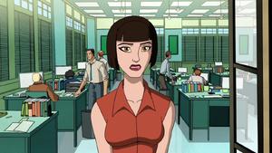 Betty Brant (Earth-8096)