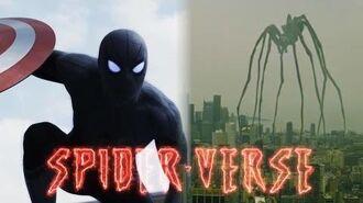 Spider-Man Spider-Verse Epic Fan Trailer