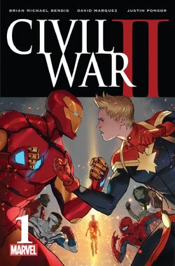 Civil War II Vol. 1 -1