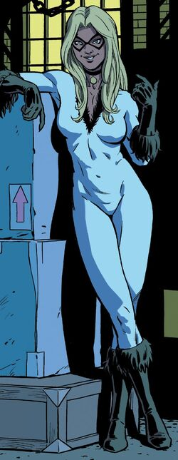 Lily Hollister (Earth-616) from AXIS Hobgoblin Vol 1 3 001