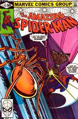 Amazing Spider-Man Vol 1 213