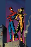 Peter (Earth-1610) & Spider-Girl (Earth-1610)