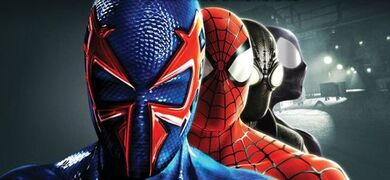 Spider-man-shattered-dimensions-header 528 poster