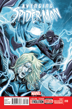 Avenging Spider-Man Vol. 1 -18