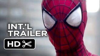 The Amazing Spider-Man 2 Official International Trailer 1 (2014) - Jamie Foxx Movie HD