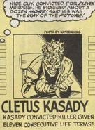 Cletus Kasady, Convicted Felon