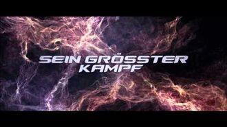 "THE AMAZING SPIDER-MAN 2 RISE OF ELECTRO-TVSpot30im""Big Game""-17.04. im Kino"