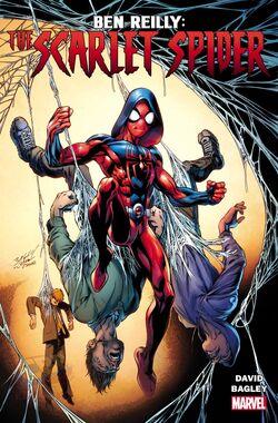 Ben Reilly The Scarlet Spider Vol. 1 -1