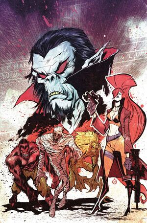 Legion of Monsters (Earth-616)