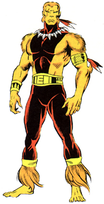 Thomas Fireheart (Earth-616)