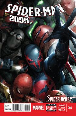 Spider-Man 2099 Vol. 2 -8