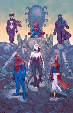 Spider-Verse Vol. 2 -5 Textless