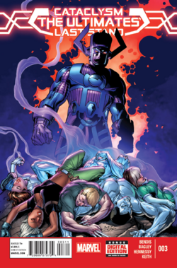 Cataclysm The Ultimates' Last Stand Vol. 1 -3