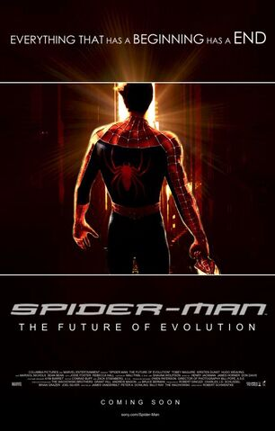 File:Spider-Man- The Future of Evolution, International Poster.jpg