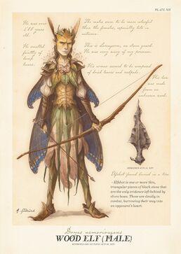Malewoodelf