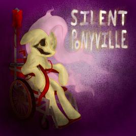 Silent ponyville fluttershy by shadestars-d4wsr82