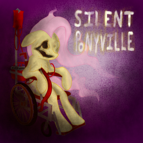 File:Silent ponyville fluttershy by shadestars-d4wsr82.png
