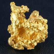 Gold nugget