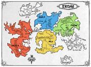 Erdas map regions