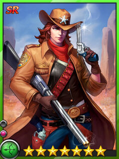 Cowboy Ekal Card