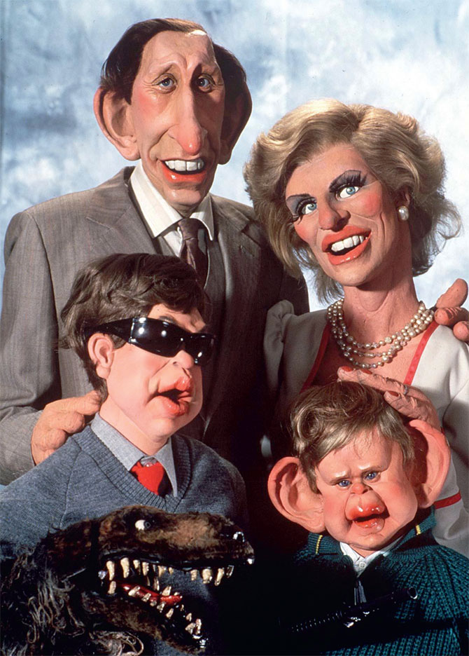 Spitting-imageroyal-family