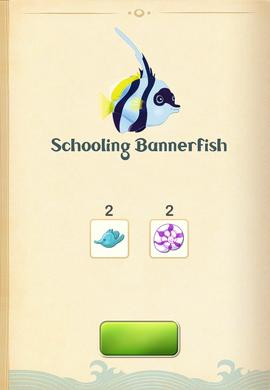 Schooling Bannerfish§Aquapedia