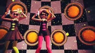 MMD SPLATOON Caramell Dansen