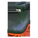 Geart Shoes Green Rain Boots