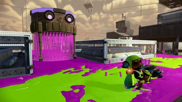 File:WiiU Splatoon 050715 screen Enemy 02 Takodozer-1024x576.jpg