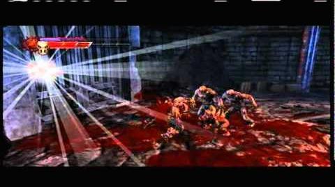 Splatterhouse Playthrough Part 2 Satan's Masque 2 2