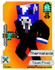 Card Thermalaxis