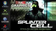 Splinter Cell Graphics Comparison ( PC , Xbox , Gamecube , PS2 )