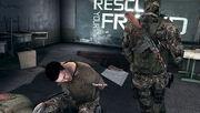 Sam rescued