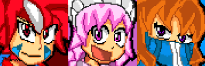 Hyper-Arcade Fantazi (character mugshot)