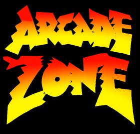 Arcade Zone logo