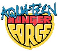 Aquateen Hunger Force logo