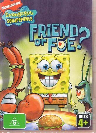 File:Friend or Foe? Australian DVD.jpeg
