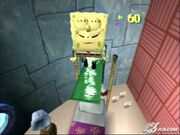3d Spongebob (Battle For Bikini Bottom)2