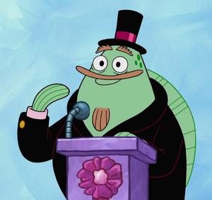 SpongeBob SquarePants Mayor