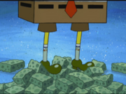 Moldy Sponge 011