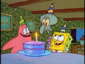 Birthday Party OD