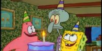Happy Birthday, Squidward!
