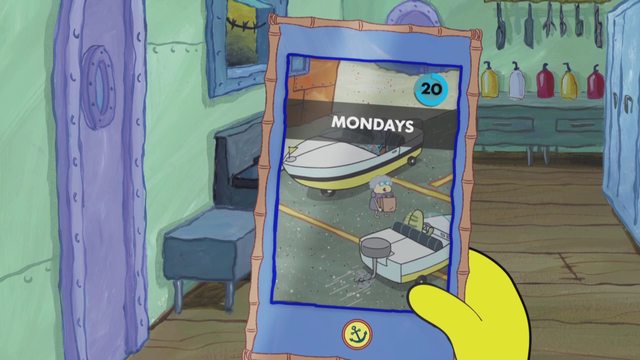 File:SpongeBob Checks His Snapper Chat 38.png